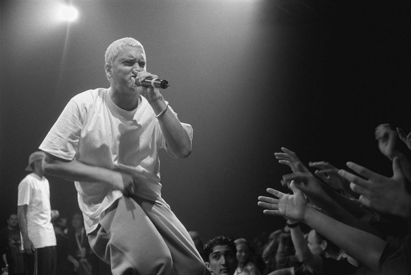 marshall mathers aka eminem one of the most controversial singers out there The show was such a success that there will likely  with more sophisticated pieces such as lookin' out for number one after  marshall mathers (aka eminem).